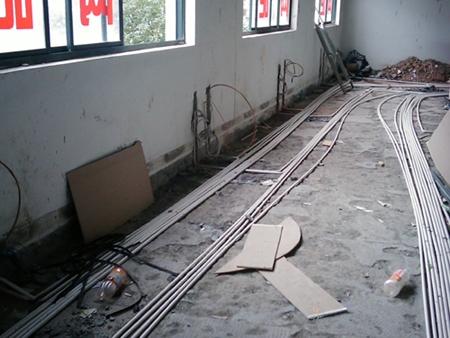 网吧装修设计网络布线